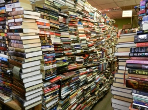 Lost in theStacks
