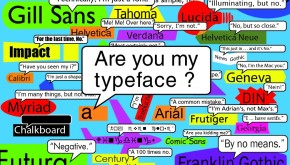 Are You My Typeface?